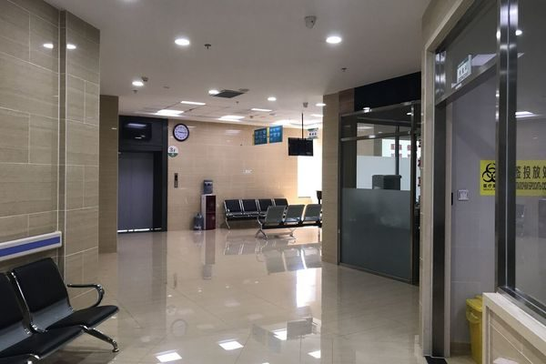 Холл больницы