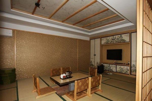 Комната для отдыха в номере