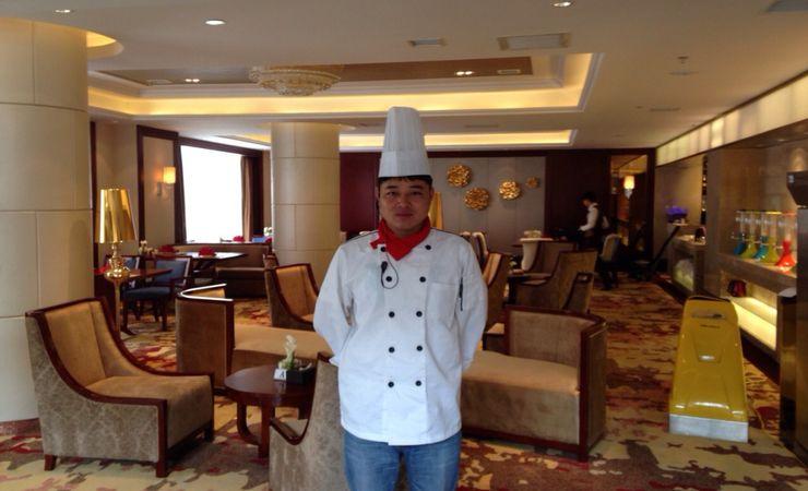 Ресторан в отеле Хилтон