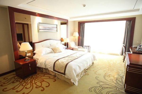 Уютный номер отеля
