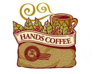 Логотип Hands Coffee