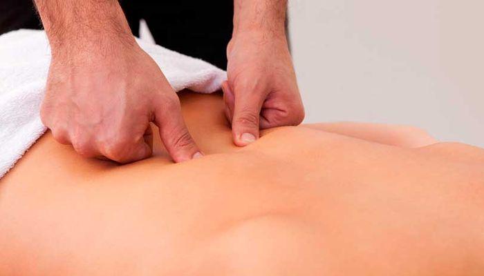 Аккупунктурный массаж