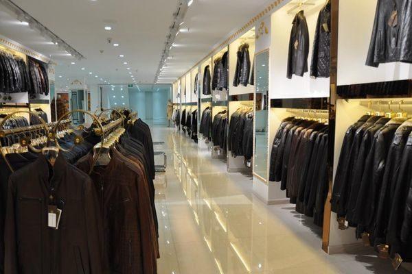 Большой выбор кожаных изделий