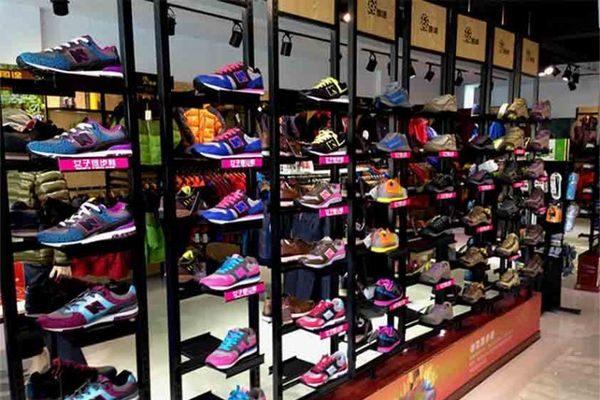 Большой выбор обуви