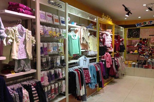 Большой выбор одежды