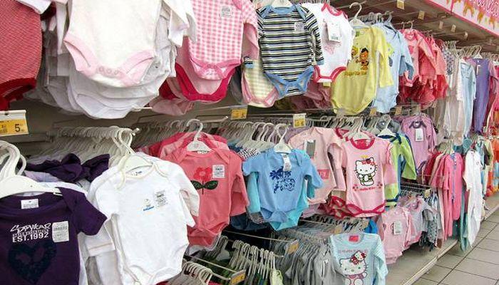 Детские магазины в Хуньчуне