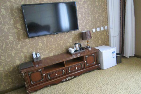 Комнаты оборудованы необходимой техникой