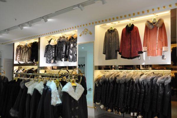 Женские куртки и дубленки