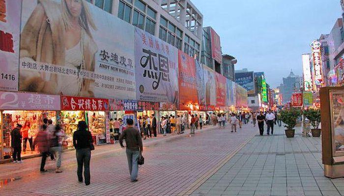 Корейские магазины