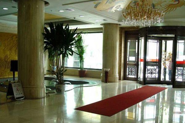 Вход в гостиницу БаоЕ