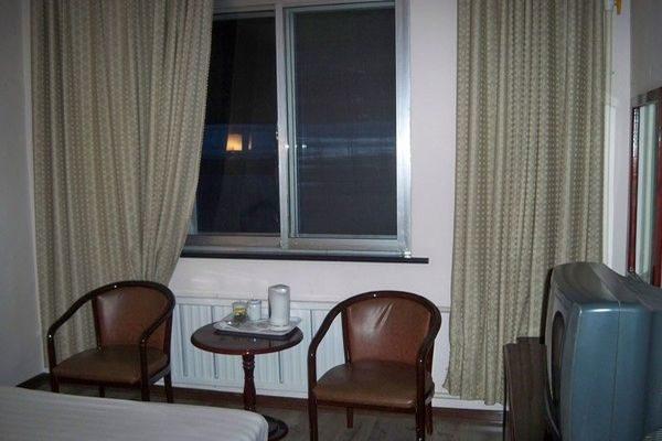 Зона отдыха в номере