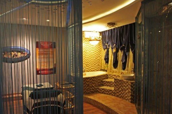 Комната для проведения маникюра и педикюра