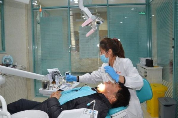 Работа с пациентом 2