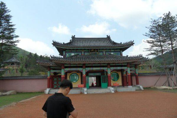Храм Хуаиан