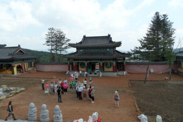 Храмовый комплекс Хуаиан