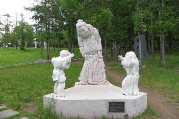 Парк скульптур 3