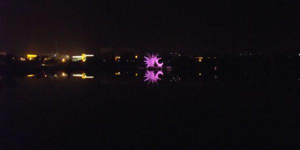 Городской парк — Озеро