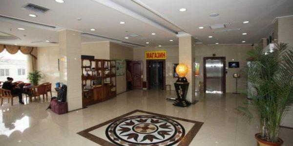 Hong Yun – Холл